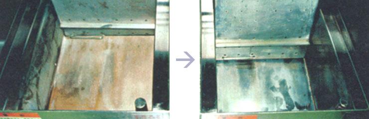 T.N.リアライザー ゆで麺機の例